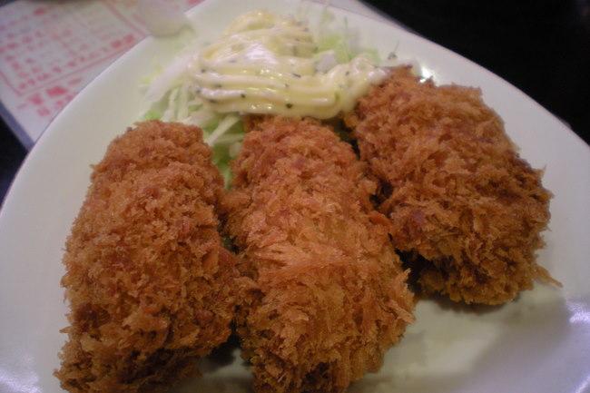 Japanese croquette (koroke)