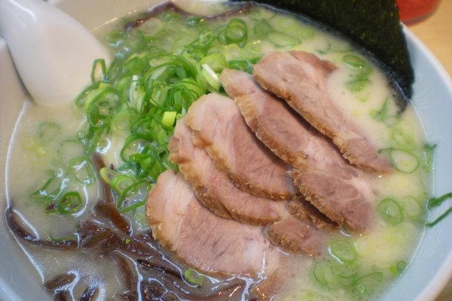 tonkotsu ramen in tokyo