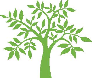 Kiva Logo - Tree